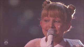 Grace VanderWaal: The Ukulele Girl OMG! | Semi-finals (FULL) | America's Got Talent 2016