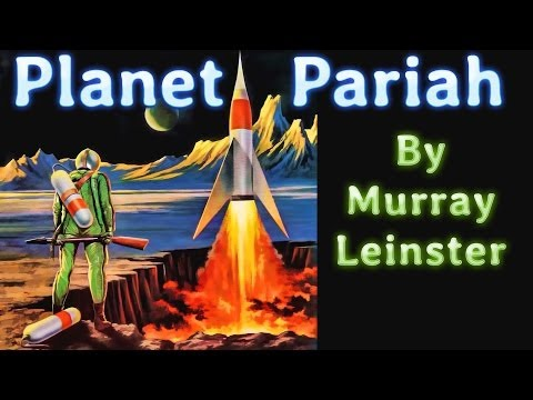 Pariah Planet by Murray Leinster, read by Mark Nelson, complete unabridged audiobook