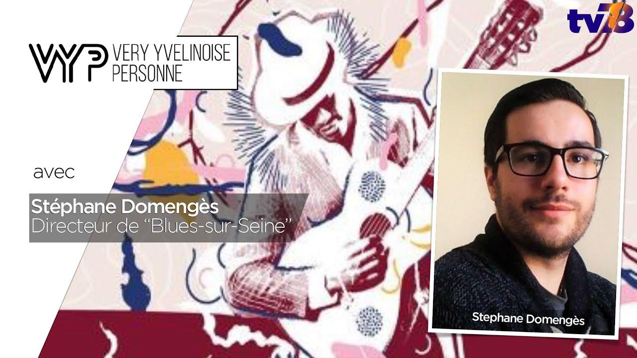 VYP. Stéphane Domenges, directeur de Blues-sur-Seine