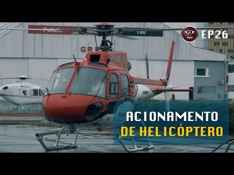 Acionar um Helicóptero Não é Como Ligar um Carro / Feat. Canal VHD