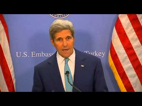Isis: John Kerry is 'comfortable' US will form coalition to fight militant group