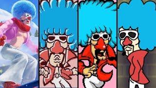 Evolution of Jimmy (2003 - 2018)