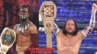 10 Last Second WWE Elimination Chamber 2019 Rumors & Spoilers - Jeff Hardy Winning WWE Title