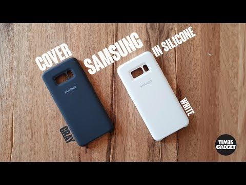 Cover Samsung in silicone per Galaxy S8 e S8 Plus. La recensione di TimesGadget