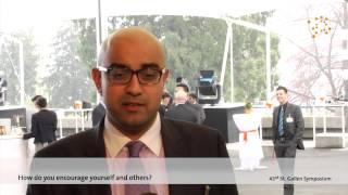 Hrishabh Sandilya - 43th St. Gallen Symposium