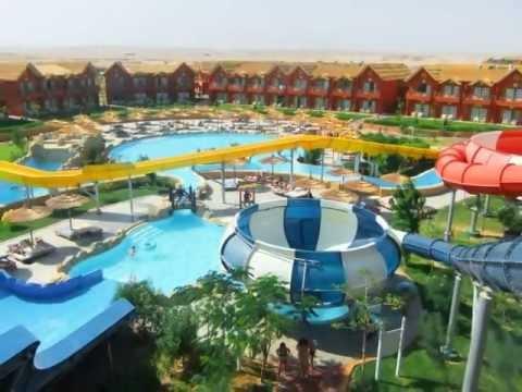 Jungle Aqua Park Hotel Hurghada