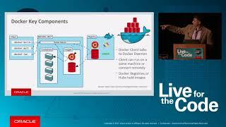 نشر قاعدة بيانات Oracle في ميناء الحاويات