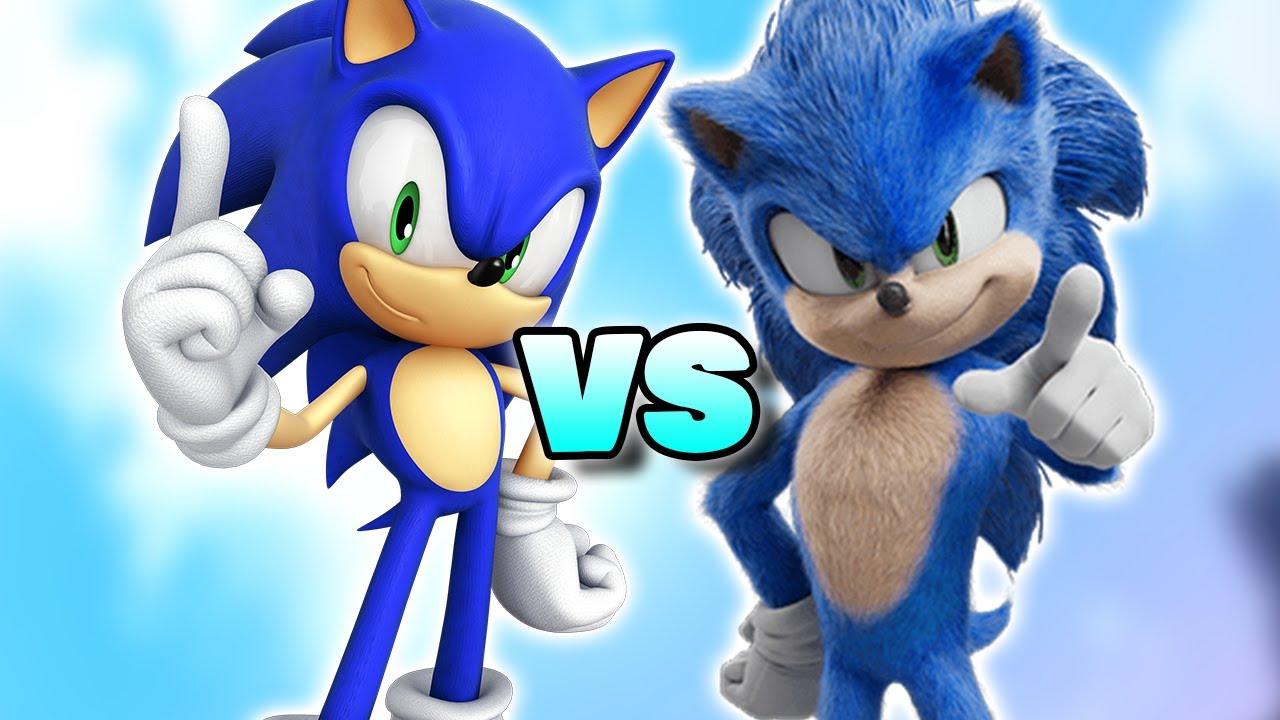 Which Design is BETTER?!: Movie Sonic vs Modern Sonic 2020 | RidersDX