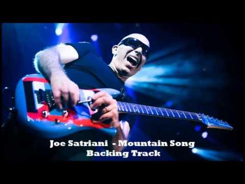 Joe Satriani - Mountain Song (Backing Track)