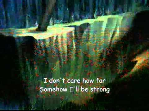 I will go the distance Hercules lyrics -full-