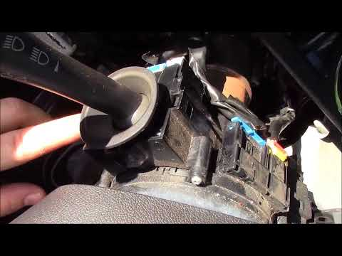 How To Replace Turn Signal Switch In 2010 Chevy Cobalt