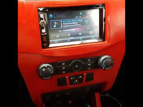 2009 Ford Focus SE Stereo/amp Wire Install
