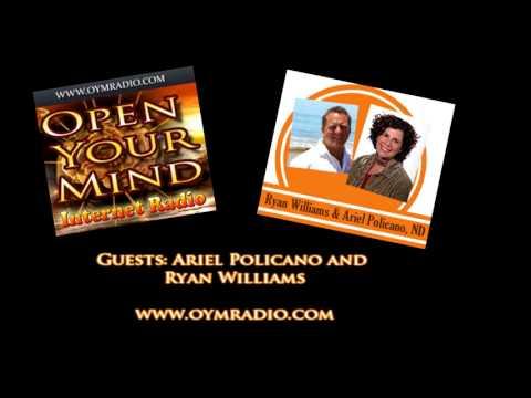 Open Your Mind (OYM) Radio - Ariel Policano & Ryan Williams - 23rd July 2017