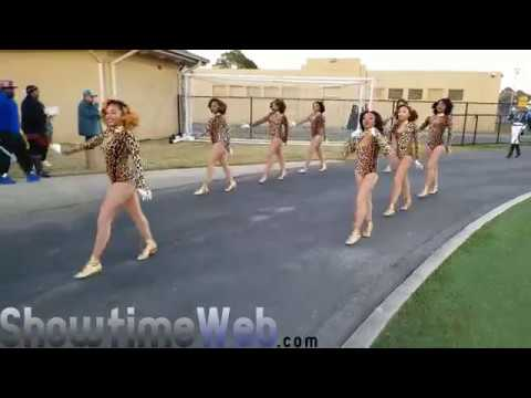 Southern Dancing Dolls Marching In - 2018 PA Memorial BOTB