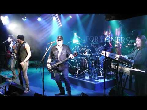 A Foreigner's Journey-  Who's Cryin' Now
