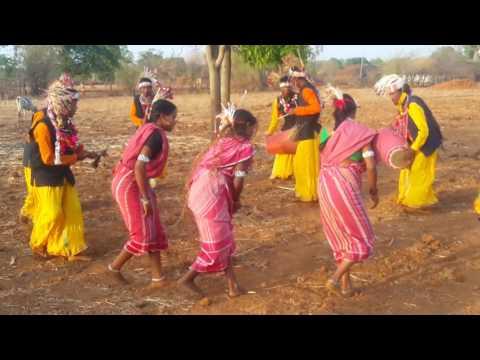 BAIGA KARMA DANCE OF DINDORI District M.P.