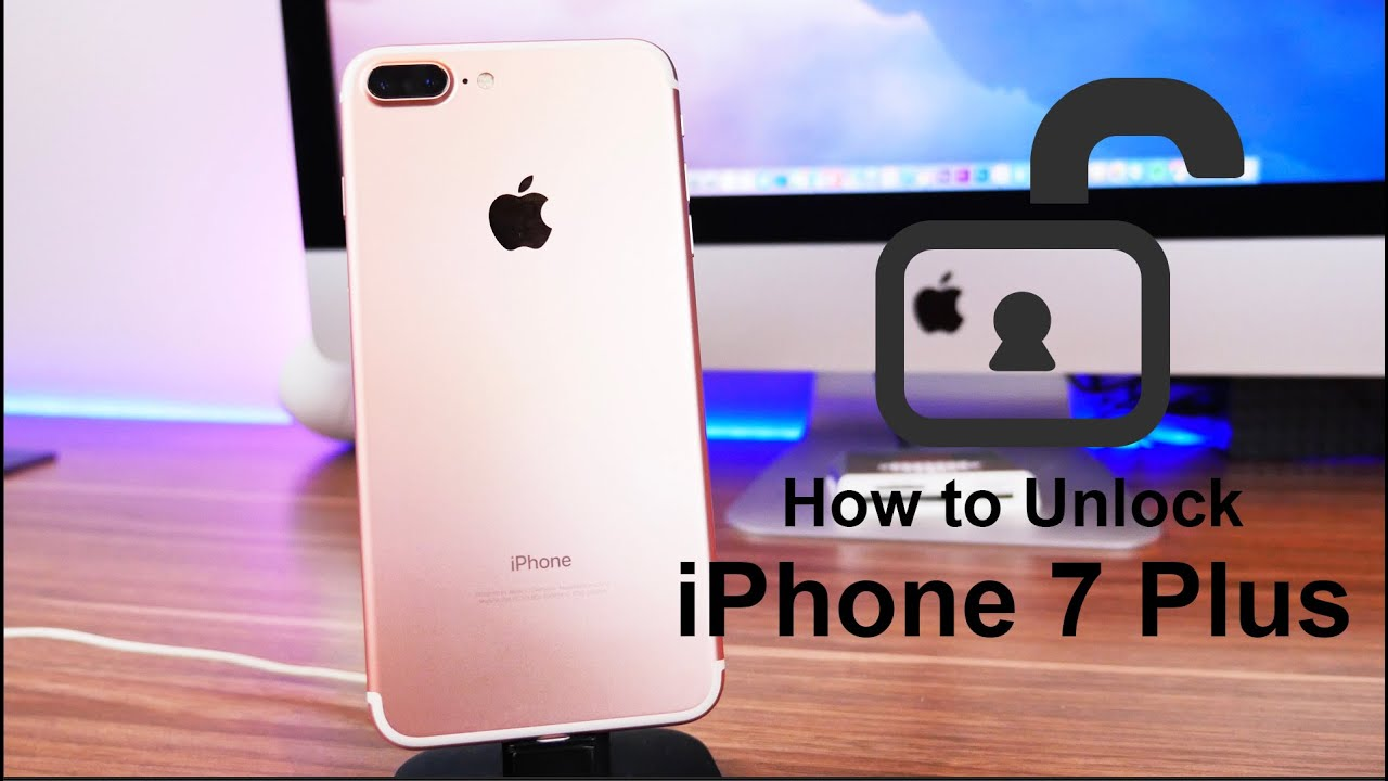 carrier unlock iphone 7. how to unlock iphone 7 (plus) - sim carrier iphone )