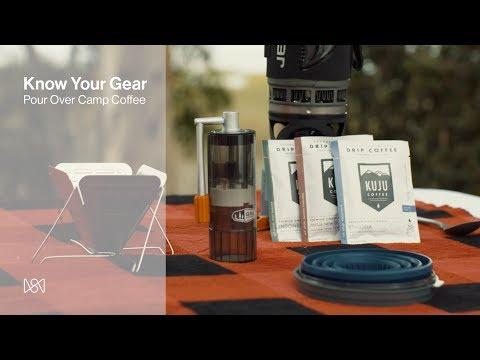 GSI Gourmet pourover Java Coffee making set