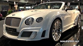 Bentley Continental GTC W12 2012 Videos