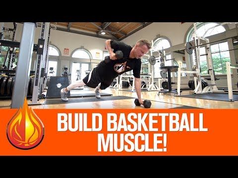 Top 3 Exercises For BASKETBALL MUSCLE!