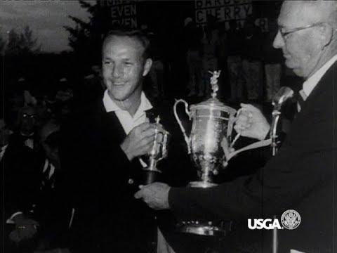 1960 U.S. Open: Arnie's Triumph