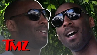 Our Cameraman Covers Kobe! | TMZ