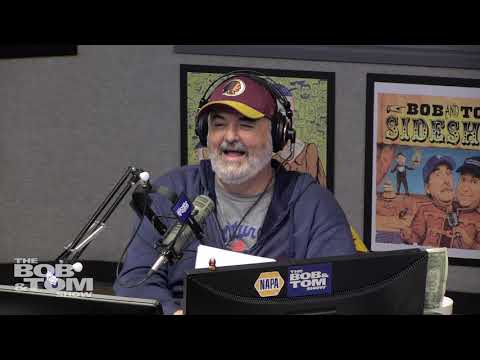 The BOB & TOM Show - Pat Godwin's tribute to Tim Cavanagh's Piston Song