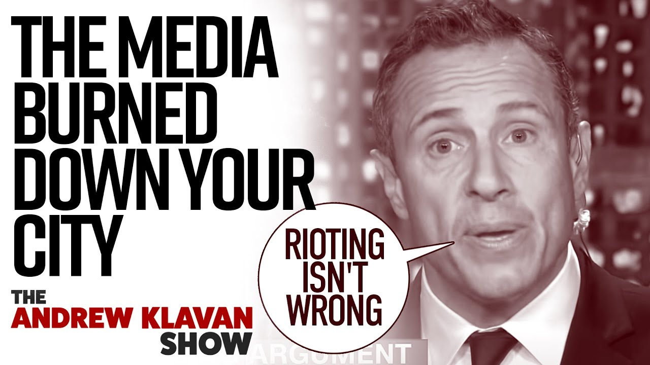 How The Media Burned Down Your City | The Andrew Klavan Show Ep. 906