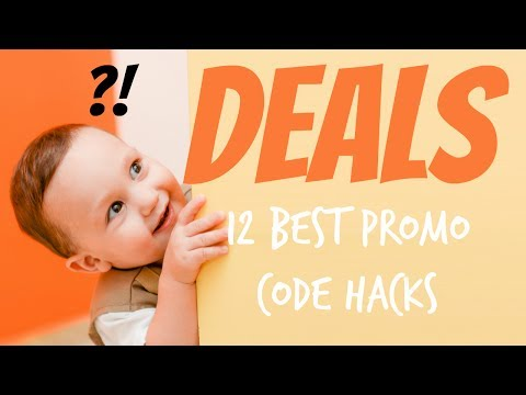 12 Best Amazon Promo Code & Coupon Hacks - Amazon Sale, Amazon Prime Deals, Gift Card Code