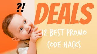 12 Best Amazon Promo Code & Coupon Hacks - Amazon Sale, Amazon Prime