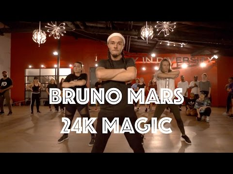 Bruno Mars - 24K Magic | Hamilton Evans...