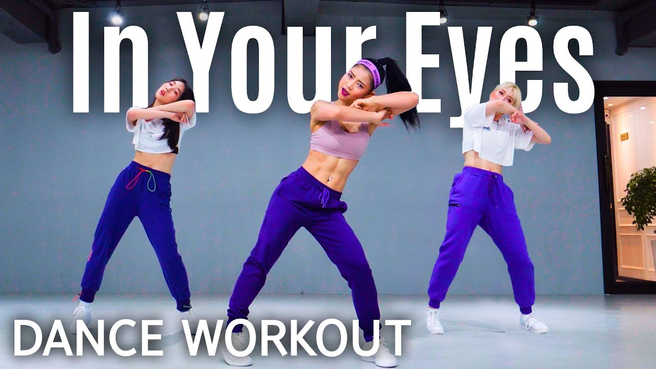 [Dance Workout] The Weeknd - In Your Eyes feat. Doja Cat | MYLEE Cardio Dance Workout, Dance Fitness