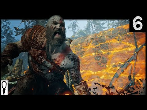 BRENNA DAUDI - God of War - Part 6 - Gameplay Let's Play Walkthrough 2018