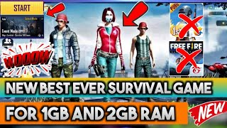 NEW BEST EVER SURVIVAL GAME FOR 1GB AND 2GB RAM PHONES WITH FULL HD GRAPHICS!!GRAPHICS AWESOME HAI!!