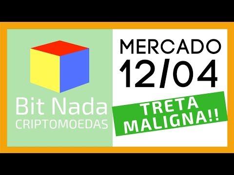 Mercado de Cripto! 12/04 BITCOIN 5.000 U$D / Bitcoin SV Delistado da Binance???