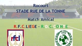 Résumé RFC Liege RDC Cointe