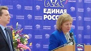 Парламент Республики Коми может возглавить Надежда Дорофеева(