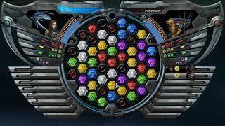 Puzzle Quest  Galactrix ENG Portável como jogar