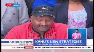 KANU to embark on a strategy to recruit more members ahead of party elections