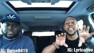 They message and wordplay is too crazy...1 car, 2 brothers, 2 honest... God's Work...Vo and Verse