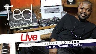 David Tayorault (TED) - Compile Tubes ( Live Goethe Institut - Abidjan )