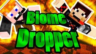Minecraft - Biome Dropper [ZUHANUUUNK!!!]