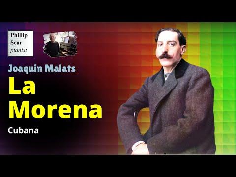 Joaquín Malats: La Morena (Cubana)