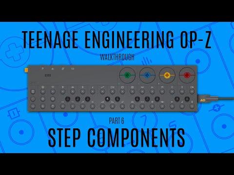 Latest Teenage Engineering OP-Z news, video, and tutorials
