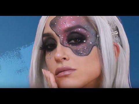 Galactic Glam Halloween Makeup Tutorial | Rimmel London thumbnail