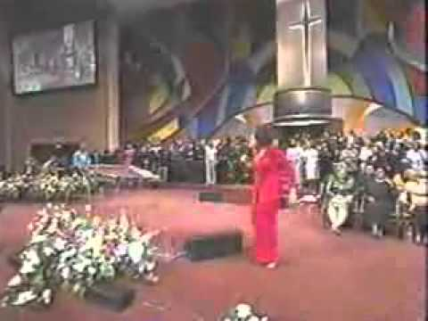 Vickie Winans Shake Yourself Loose At West A (Part 3 of 3).flv