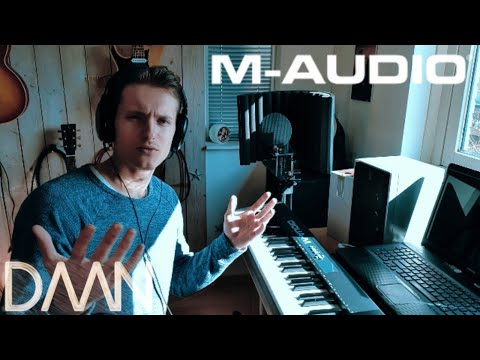 Honest Review & Playing Demo | M-AUDIO Keystation 88 Mk II
