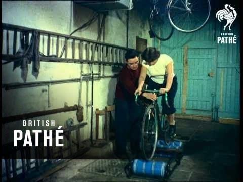 Housewife Cyclist (1956)