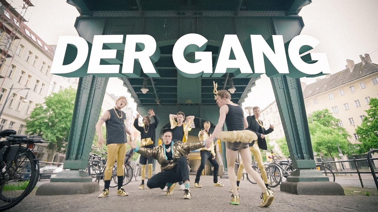 Marti Fischer feat. Make A Move - Der Gang