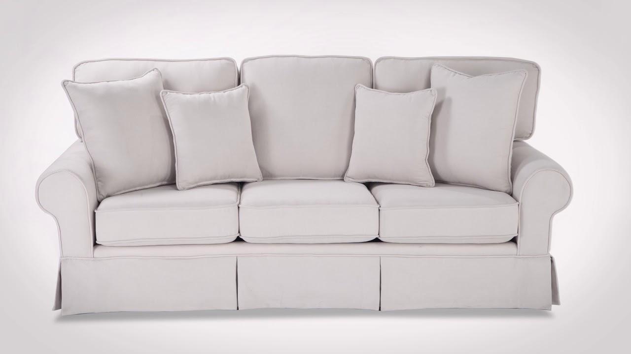 $699 Sleeper Sofas at Bob\'s Discount Furniture - YouTube